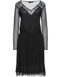 Trussardi Midi Dress - Black