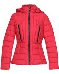 Miss Miss By Valentina - Synthetic Down Jackets - Lyst