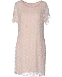 JEFF Short Dress - Pink