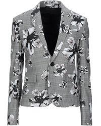 Neil Barrett Suit Jacket - Grey
