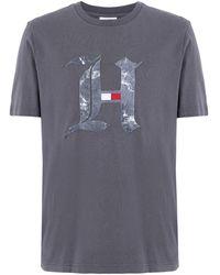 TOMMY x LEWIS T-shirt - Grey
