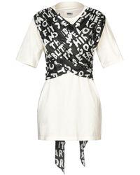 MM6 by Maison Martin Margiela T-shirt - White