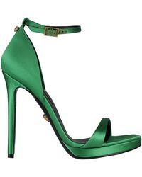 Versace Sandales - Vert