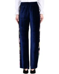 Mila Zb - Casual Trousers - Lyst