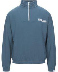 Napapijri Sweatshirt - Blue