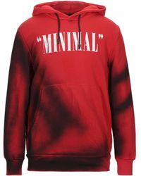 MNML Couture Sweatshirt - Red