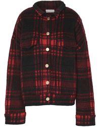Laneus Jacket - Red