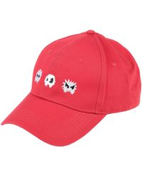 McQ Hat - Red