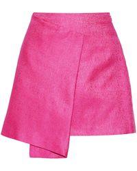Maiyet Mini Skirt - Pink