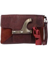 Malloni Handtaschen - Rot