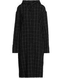Transit Overcoat - Black
