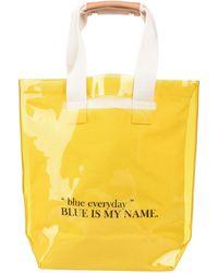 SJYP Handbag - Yellow