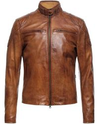 Matchless Jacket - Brown