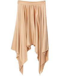 FEDERICA TOSI Midi Skirt - Natural