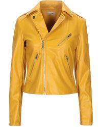 SCEE by TWINSET Jacket - Yellow