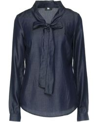 Fred Perry Blouse - Blue