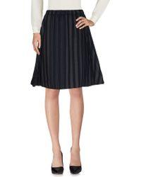 AVN - Knee Length Skirt - Lyst