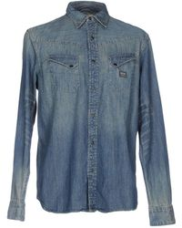 Denim & Supply Ralph Lauren - Denim Shirts - Lyst