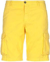 40weft Bermuda Shorts - Yellow