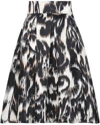 Rinascimento Midi Skirt - Black