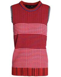 Proenza Schouler Pullover - Rojo