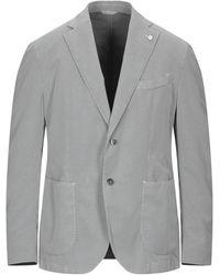 L.B.M. 1911 Suit Jacket - Black
