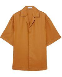 Deveaux Shirt - Brown