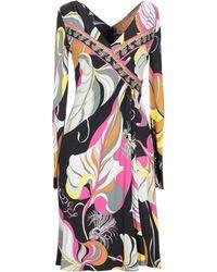 Emilio Pucci Short Dress - Black