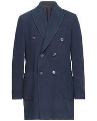 Imperial Coat - Blue