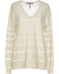 Halston Jumper - White