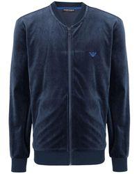 Emporio Armani Intimate Knitwear - Blue