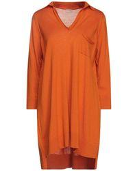 Knit Knit Jumper - Orange