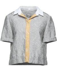Mantu Shirt - Grey