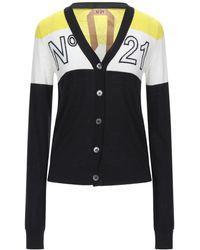 N°21 Cardigan - Yellow