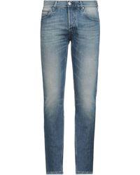 Care Label Pantalon en jean - Bleu