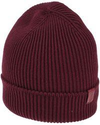 Giorgio Armani Hat - Red