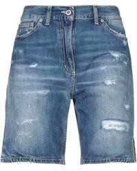 Dondup Shorts jeans - Blu