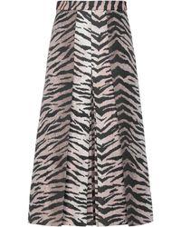 Manoush Midi Skirt - Multicolour
