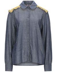 Ultrachic Camicia - Blu