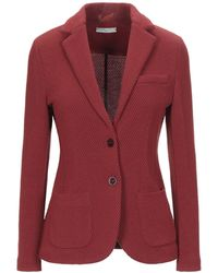 Circolo 1901 Suit Jacket - Red