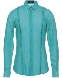Versus Camisa - Azul