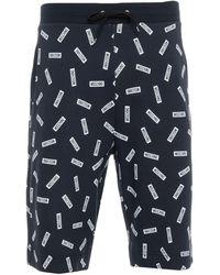Moschino Pyjama - Noir