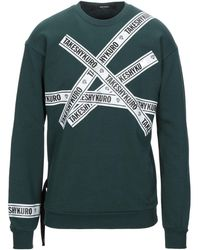 Takeshy Kurosawa Sweatshirt - Green
