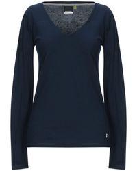 7c5befb9 Women's Diadora T-shirts On Sale - Lyst
