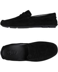 Armani Jeans - Loafer - Lyst