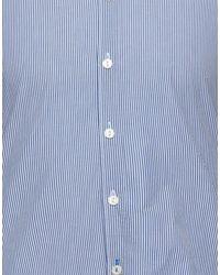 Fred Mello Camicia - Blu