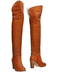 Vanessa Seward Boots - Brown