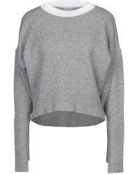 C-Clique Pullover - Grau