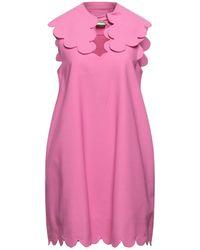 Mulberry Short Dress - Pink