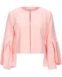 Anna Rachele Suit Jacket - Pink